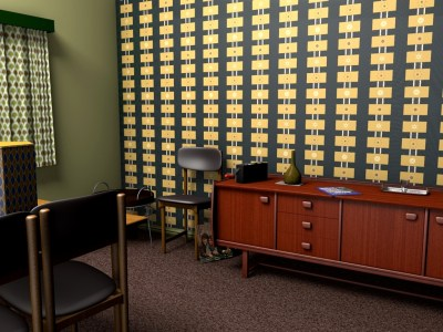 wallpaper | Mid Century Styles | Page 2