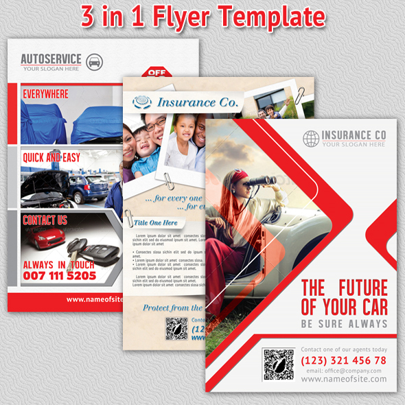 insurance flyers - Kenicandlecomfortzone - insurance flyer templates