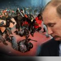 BOILING OVER: PUTIN AND THE FLASH MOB EMPIRE
