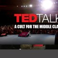 PRICELESS: Watch speaker give 'TED talk'… on how TED talks are worthless.