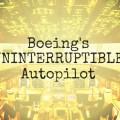 Boeing Autopilot - 21WIRE SLIDER