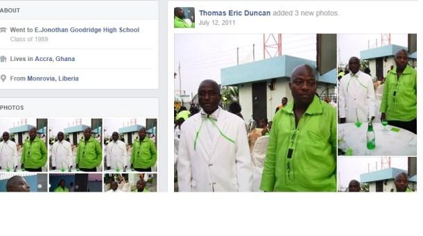 Ebola-Thomas Eric Duncan