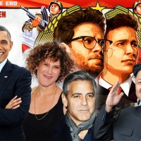 'The Interview', A Sony False Flag Hack and Hollywood's Empire of Mediocrity