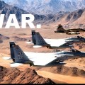 WAR: Saudi Arabia Launches Airstrikes Against Neighboring Yemen