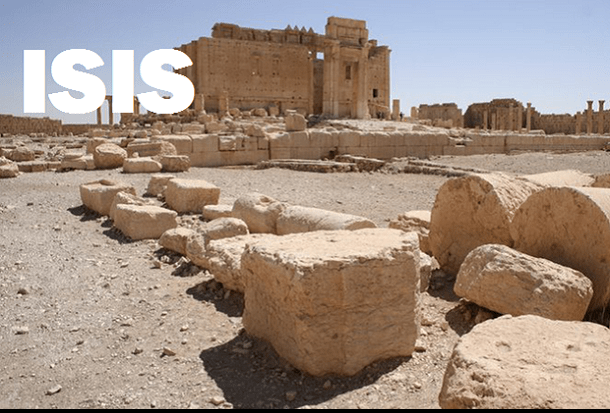 ISIS Threatens the Ancient City of Palmyra in Syria