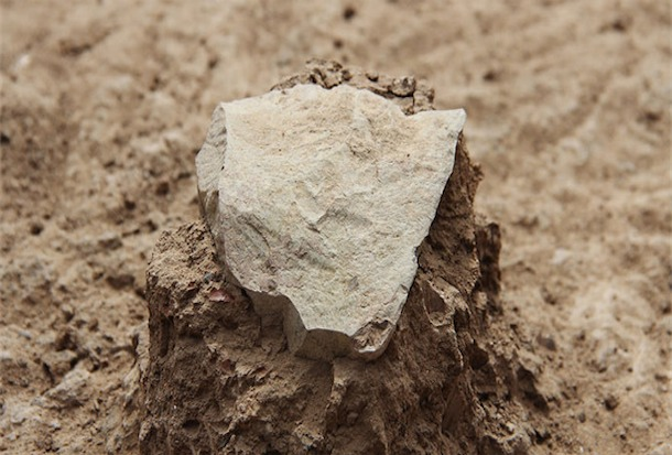 Incredible: 3.3 MILLION Year Old Stone Tools Found in Kenya