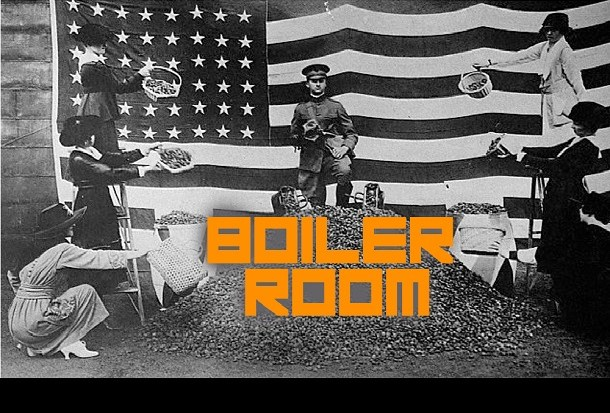 BOILER ROOM – Cancer, Heroin, Cults and Lightbulbs, Oh MY! – EP #026