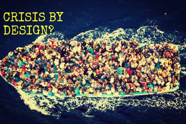 Korybko on Migrant Crisis: 'Strategically engineered, weapons of mass migration'