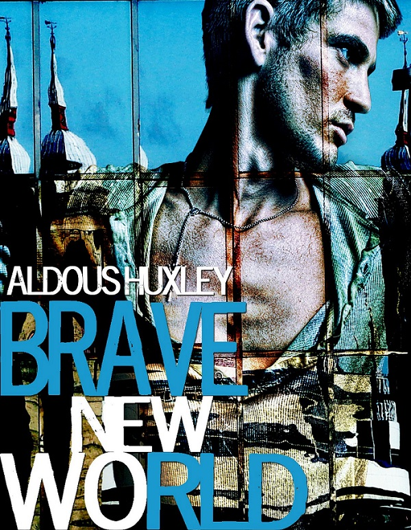 aldous huxley s brave new world Aldous huxley the following pages and like the alphas of brave new world, huxley felt a moral obligation--but it was the obligation to fight the idea that.