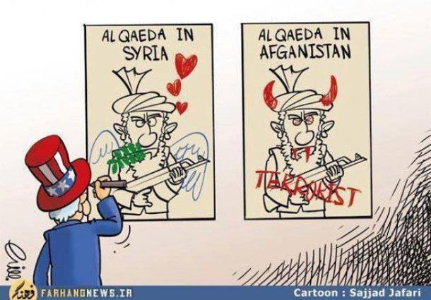 Alqaeda-Syria