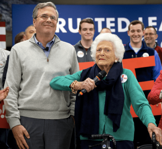 Barbara-Bush-Jeb