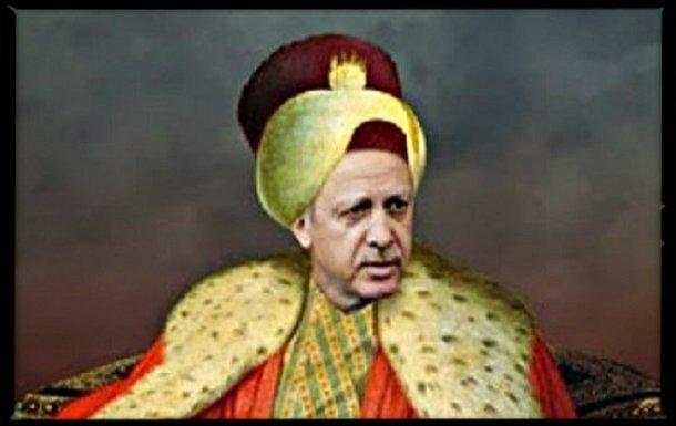 erdogan emperor