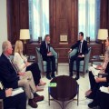 SYRIA: The US Peace Council Delegation Meets President Bashar Al Assad and Grand Mufti Hassoun