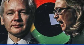 Assange: 'Crazed Clinton Campaign Tried to Hack WikiLeaks'