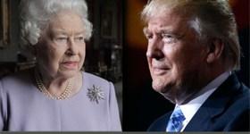 The Queen Will Invite President Trump to Windsor