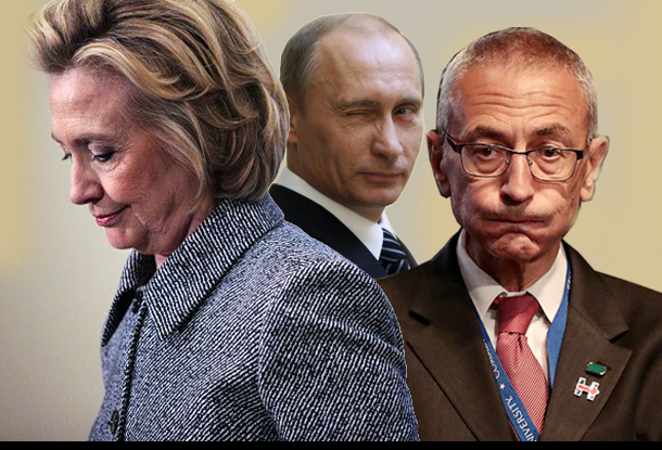 Hillary's 'Russian Hack' Hoax: The Biggest Lie of This Election Season
