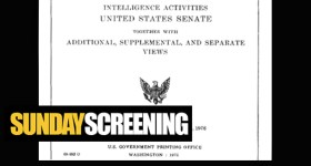 SUNDAY SCREENING: Counter Intelligence – The Deep State