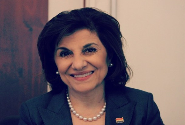 SYRIA: Dr Bouthaina Shaaban on the Weaponization of Corporate Media