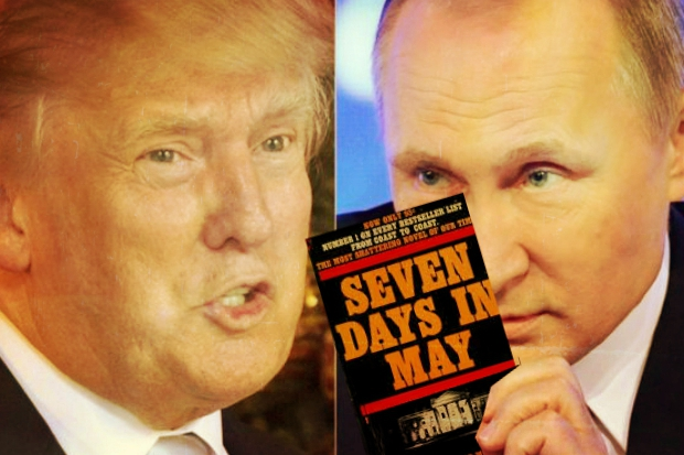 SOFT COUP? Putin Warns of US Directed 'Maidan-Style' Methods Against Trump