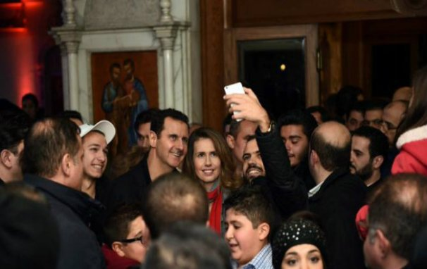 assad-and-asma