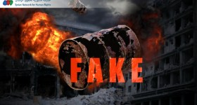 "SYRIA: Consign ""Barrel Bombs"" to the Propaganda Graveyard"