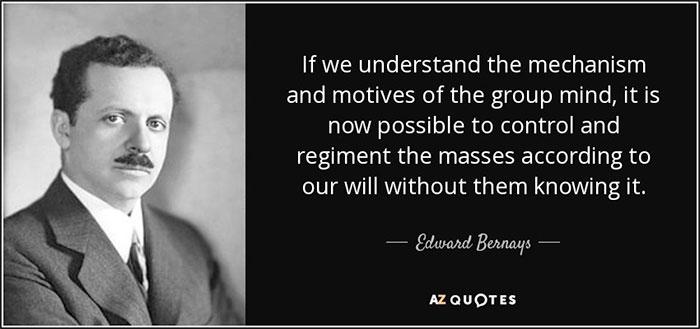 1 Edward Bernays