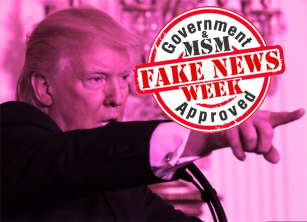 1 Trump fake news