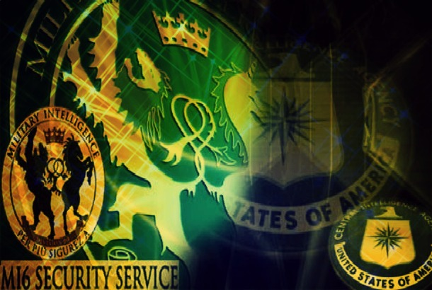 """SYRIA: Repeat Cycle, MI6, CIA, """"Regime Change"""" Operations"""