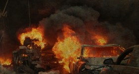 SYRIA: Nusra Front Suicide Bombers Target Homs, Dozens Killed and Injured