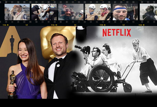 Forget Oscar: Give The White Helmets the Leni Riefenstahl Award for Best War Propaganda Film