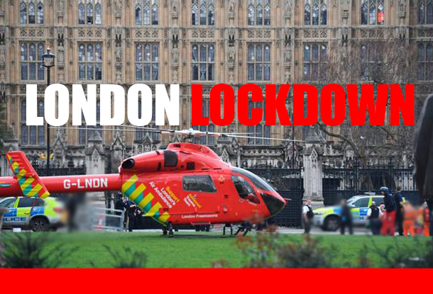 LONDON: Five Dead And 40 Injured In 'Terror' Attack Outside UK Parliament