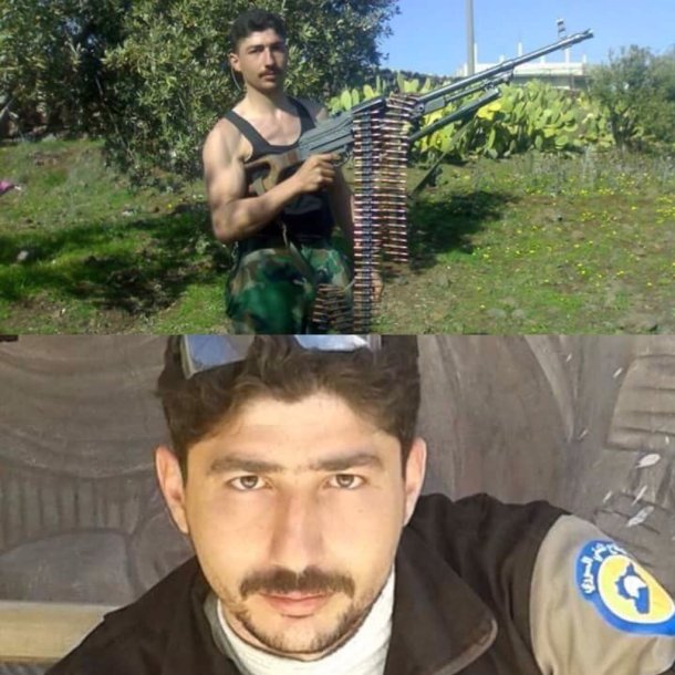 26 White Helmets Terrorists