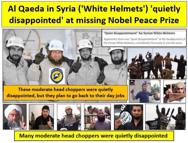 40 White Helmets Terrorists