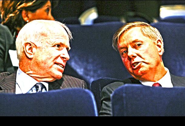 1 McCain Graham