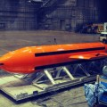 US Drops Non Nuke MOAB In Afghanistan – First Time Combat Use