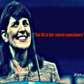 "SYRIA: Nikki Haley Threatens to ""Do More"" Despite International Outrage at US Criminal Act of Aggression"