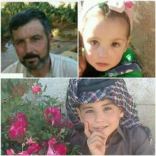 ISIS murder salamiya