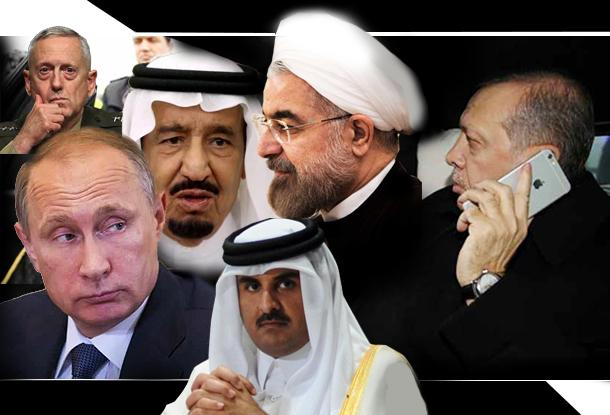 1 Turkey Iran Russia