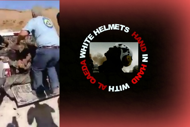 SYRIA: Vanessa Beeley on RT Covering Latest White Helmet Participation in US Extremist Atrocities