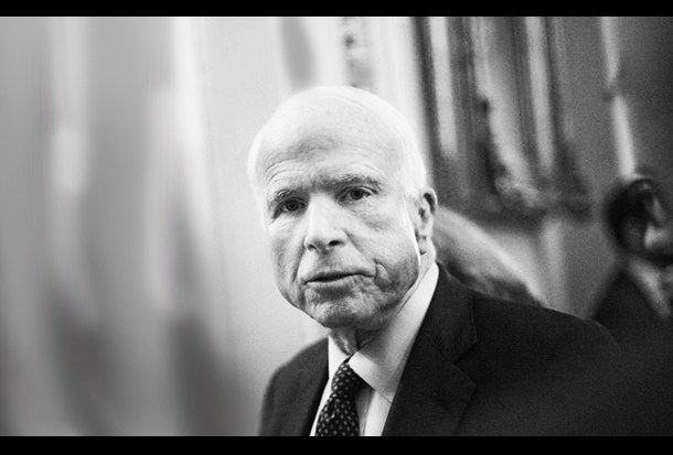 John McCain and The Cancer of Conflict