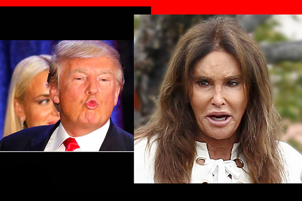 Trump Announces Transgender Ban for US Military, Caitlyn Jenner Slighted