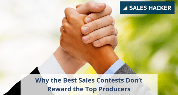 Effective Sales Contest Ideas for the Team Sales Hacker