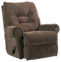 Lane Recliners Soft Padded Rocker Recliner with Pillow Top ...