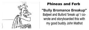 Bully Bromance Breakup