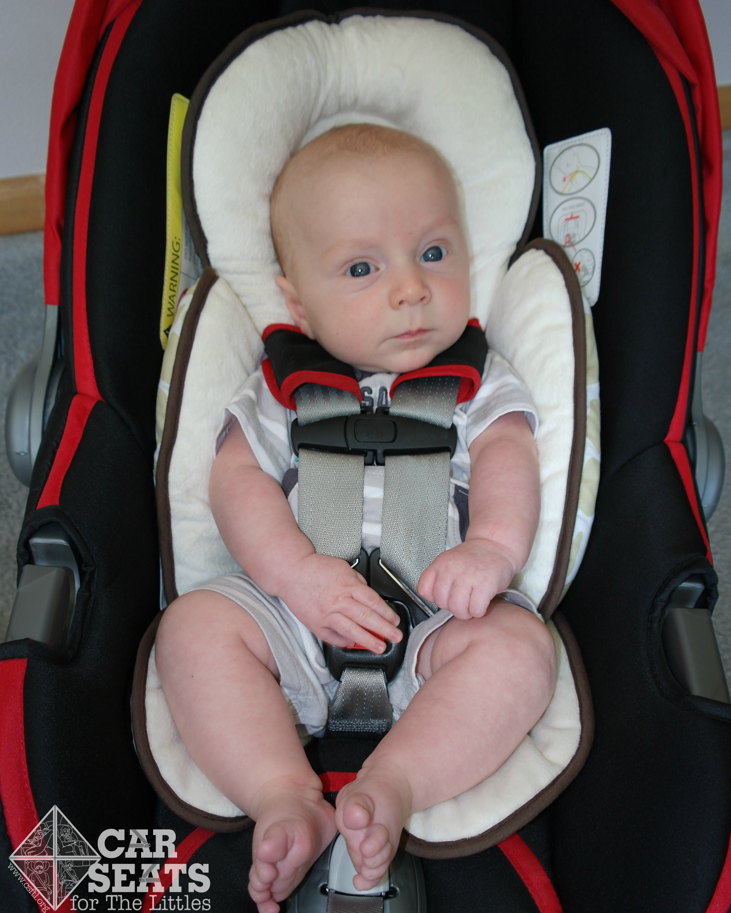 Newborn Car Seat Set Up Non Regulated Products For Car Seats Car Seats For The Littles
