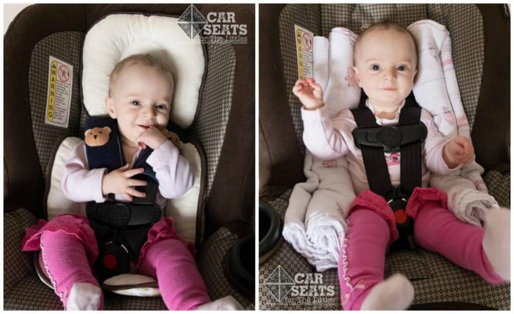 Newborn Baby Car Seat Test Let 39;s Play A Game Car Seats For The Littles