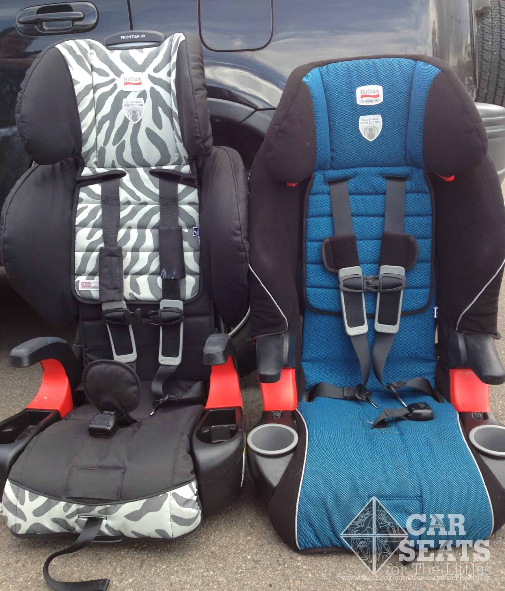 Britax Car Seat Differences Britax Frontier 90 The Quickest Unofficial Review Of The