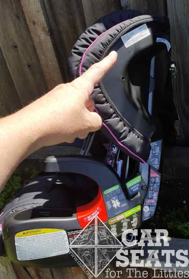 Britax Car Seat Date Of Manufacture Britax Frontier Review Car Seats For The Littles