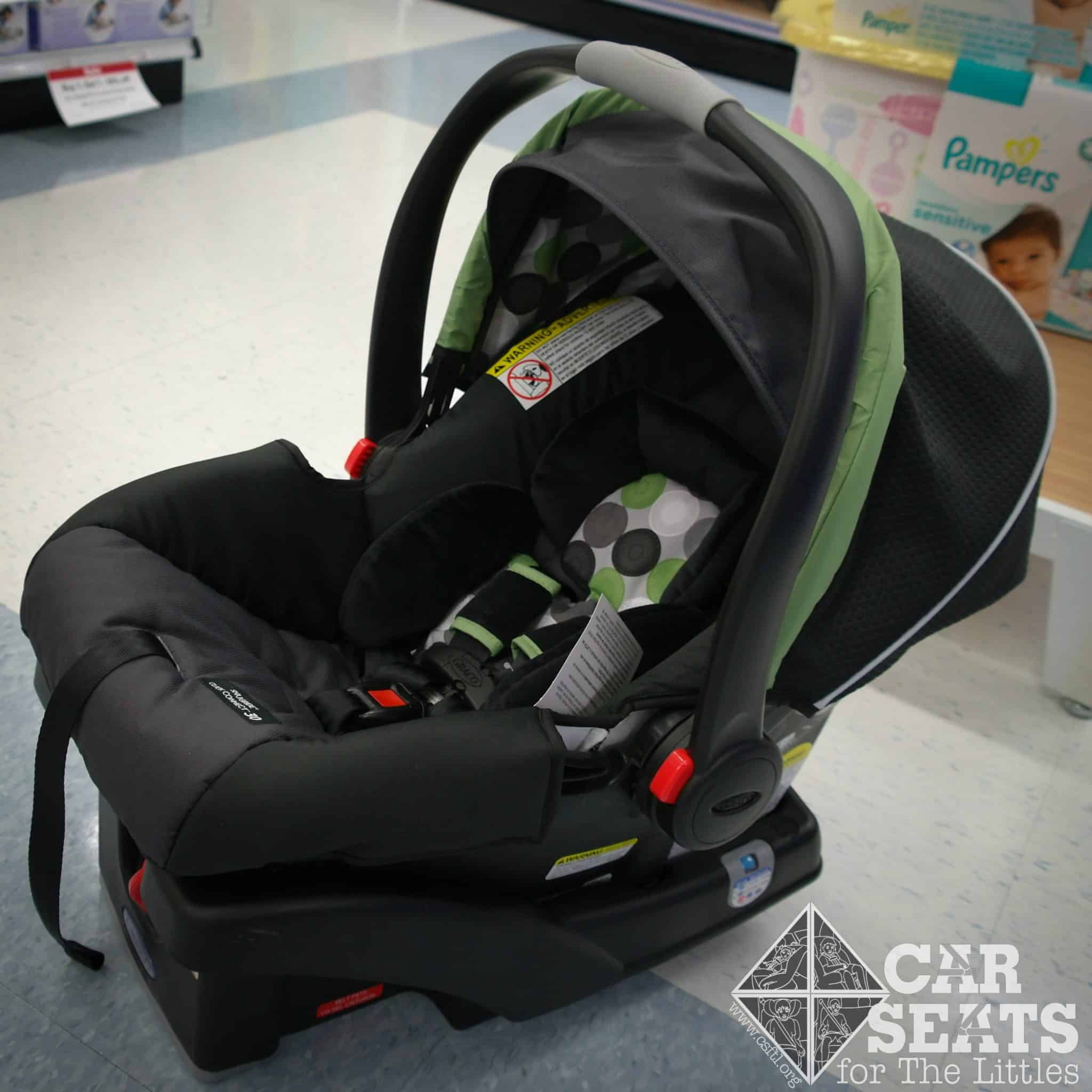 Fullsize Of Graco Click Connect Stroller