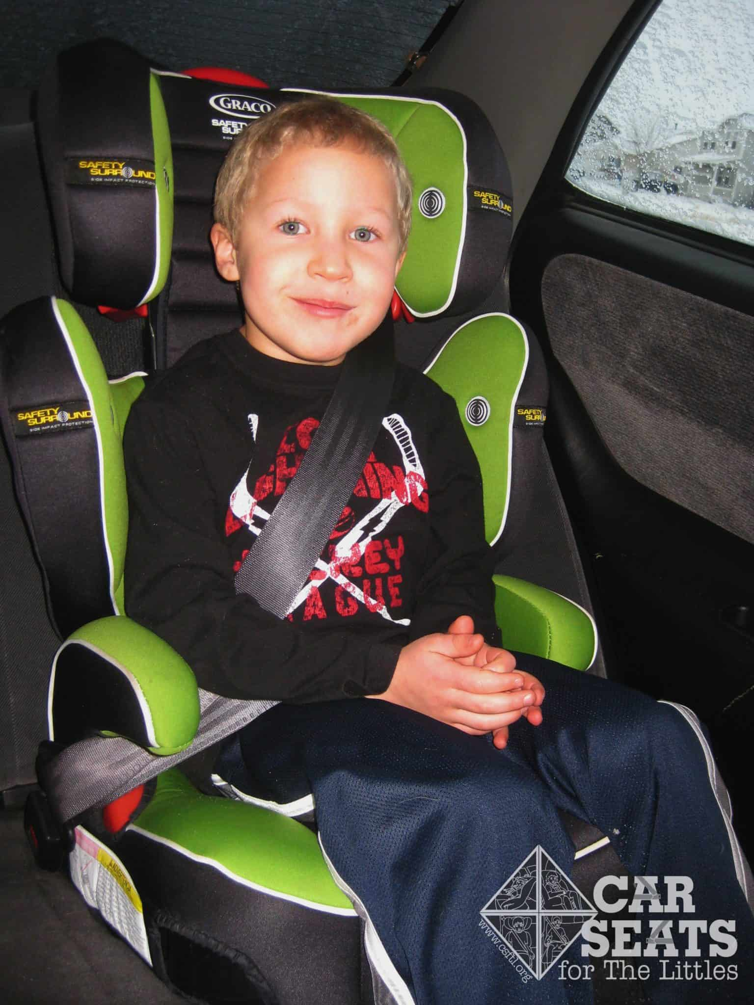 Child Safety Seat How Old Harness Or Booster When To Make The Switch Car Seats